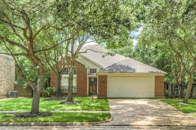 League City Single Family Home For Sale: 105 Sandy Shore Drive