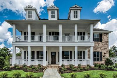 The Woodlands Single Family Home For Sale: 42 Footbridge Way