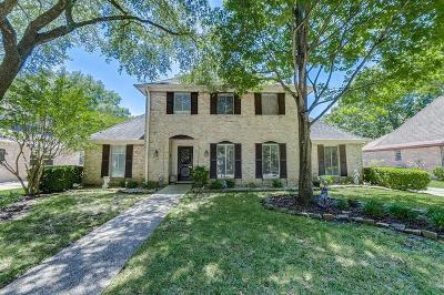Houston Single Family Home For Sale: 12011 Riverview Drive