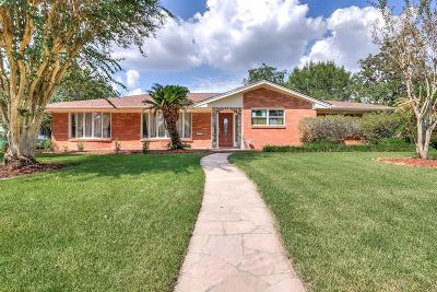 Houston Single Family Home For Sale: 4434 Osby Drive