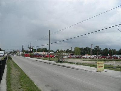 Houston Residential Lots & Land For Sale: 8814 Airline Drive