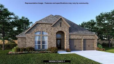 New Caney Single Family Home For Sale: 18779 Montero Lane