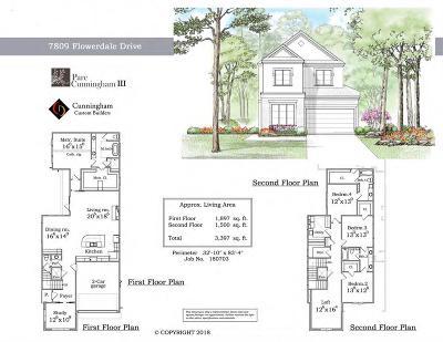 Houston Single Family Home For Sale: 7809 Flowerdale