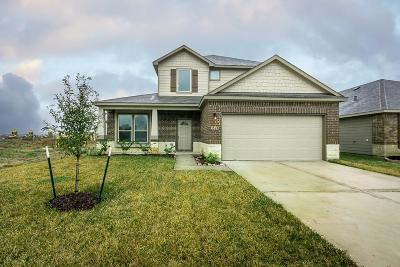 Rosharon Single Family Home For Sale: 6811 Alamitos Court