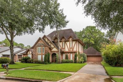 Single Family Home For Sale: 16342 Locke Haven Drive