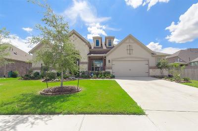 Fulshear Single Family Home For Sale: 30107 Haven Trace Drive