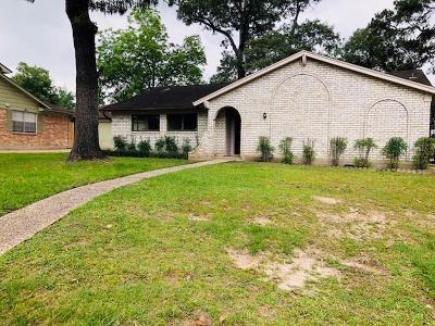 Humble Single Family Home For Sale: 20606 Fieldtree Drive