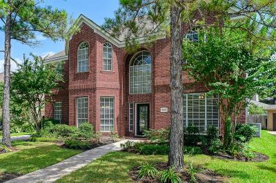 Tomball Single Family Home For Sale: 11507 Canyon Woods Drive