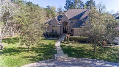 Kingwood Single Family Home For Sale: 6130 Bluebonnet Pond Lane