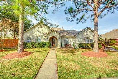 Pasadena Single Family Home For Sale: 6307 Turtle Creek Drive