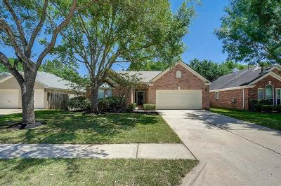 Katy Single Family Home For Sale: 6415 Faulkner Ridge Drive