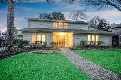 Single Family Home For Sale: 15814 Heatherdale Drive
