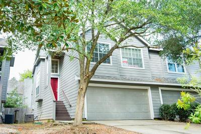 The Woodlands Condo/Townhouse For Sale: 246 Sentry Maple Place