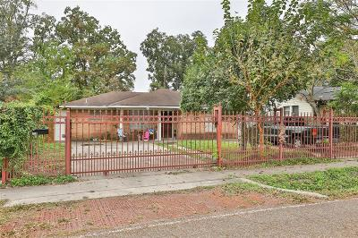 Houston Single Family Home For Sale: 710 Northwood Street
