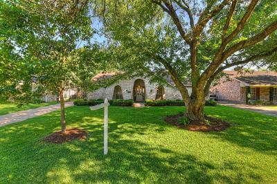 Houston Single Family Home For Sale: 14034 Britoak Lane