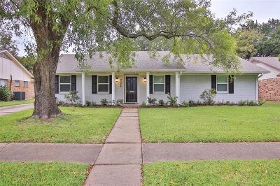 Houston Single Family Home For Sale: 8326 Hazen Street