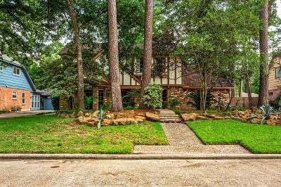 Kingwood TX Single Family Home For Sale: $179,000