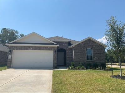 Conroe Single Family Home For Sale: 3321 Lonely Orchard