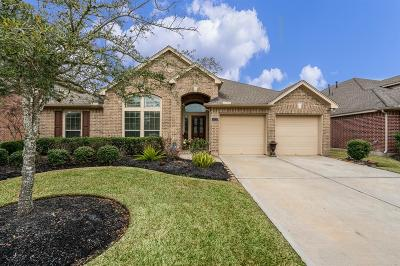 Cypress Single Family Home For Sale: 14715 N Carolina Green Drive