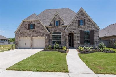 Manvel Single Family Home For Sale: 4319 Cottonwood Creek