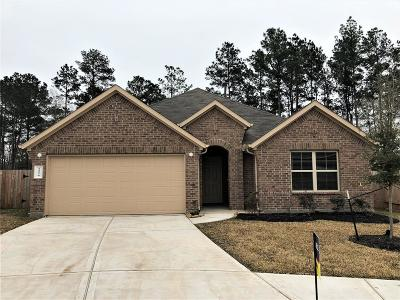 Conroe TX Single Family Home For Sale: $246,915