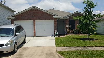 Sugar Land Single Family Home For Sale: 13522 Venice Villa Lane