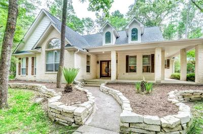 Magnolia Single Family Home For Sale: 5311 Ranch Lake Drive