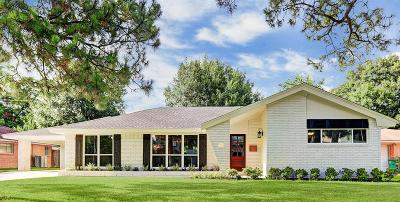 Houston Single Family Home For Sale: 4134 Martinshire Drive