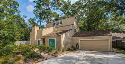 The Woodlands Single Family Home For Sale: 11420 Timberwild Street