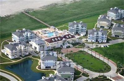 Galveston Condo/Townhouse For Sale: 26441 Cat Tail Drive #102