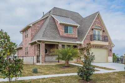 League City TX Single Family Home For Sale: $459,000