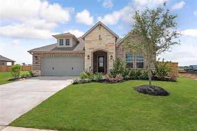 Richmond Single Family Home For Sale: 23519 Hallie Hodge