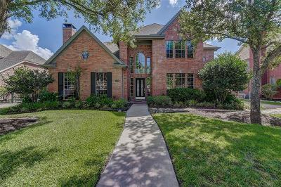 Houston Single Family Home For Sale: 19826 Emerald Springs Drive