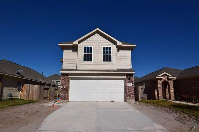 Humble Single Family Home For Sale: 2929 Old Draw Drive