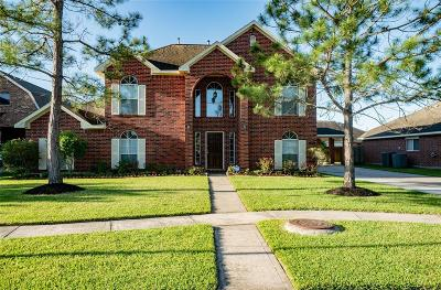 Pearland Single Family Home For Sale: 11212 Grimes Avenue