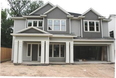 Oak Forest Single Family Home For Sale: 1405 Chamboard Lane