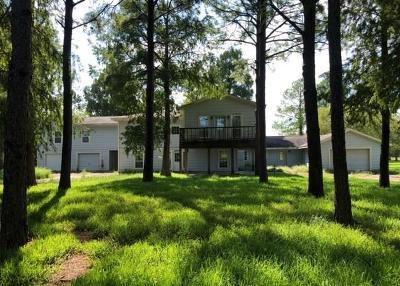 Santa Fe Single Family Home For Sale: 6408 Avenue O