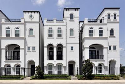 Houston Single Family Home For Sale: 2723 Kennedy Street