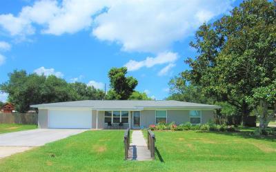 Wharton TX Single Family Home For Sale: $160,000