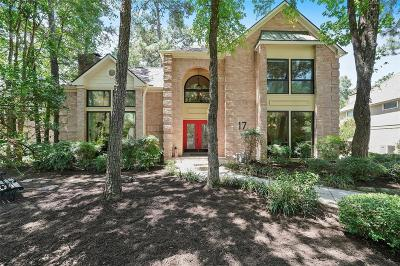 The Woodlands Single Family Home For Sale: 17 Twelve Pines Court