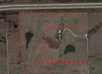 Schulenburg TX Farm & Ranch For Sale: $224,000