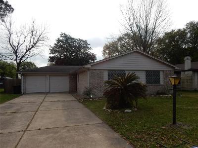 Houston TX Single Family Home For Sale: $134,900