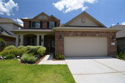 Conroe Single Family Home For Sale: 2250 Oak Circle Drive N