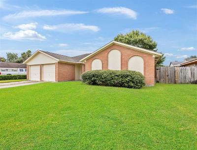 Pasadena Single Family Home For Sale: 3935 Willowview Drive