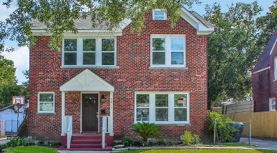 Houston Single Family Home For Sale: 2817 Eagle Street