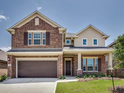 Tomball Single Family Home For Sale: 22639 Miramar Bend Drive