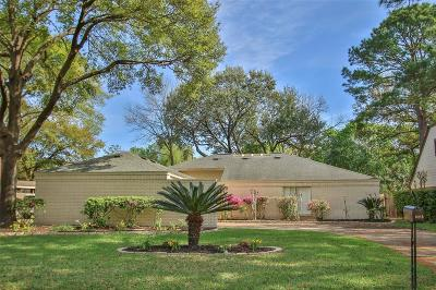 Houston Single Family Home For Sale: 8218 Letica Drive