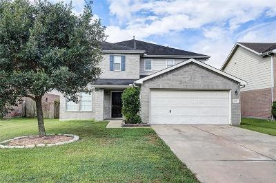 Katy Single Family Home For Sale: 2406 Crossmill Ln