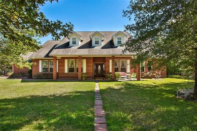 Plantersville Single Family Home Pending: 6229 County Road 207a