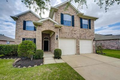 Fort Bend County Single Family Home For Sale: 2402 Marquette Trail